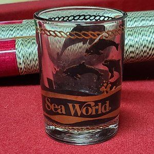 Other - Sea World Shot Glass